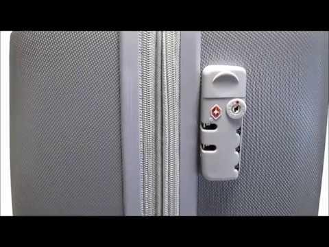 Comment modifier un code de vérrouillage de valise ? - DALERY Bagage - Référence : T2050