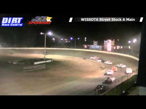 North Central Speedway 7 26 14 WISSOTA Street Stock Races