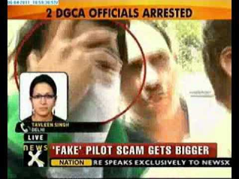 Fake pilots scam: Two DGCA officials arrested