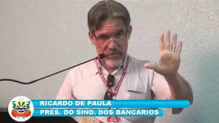 Ricardo de Paula tribuna livre 01 12 2017