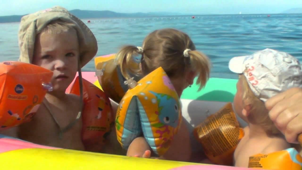 rajce.idnes. beach kids