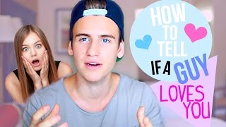 How To Tell If A Guy Really Loves You!