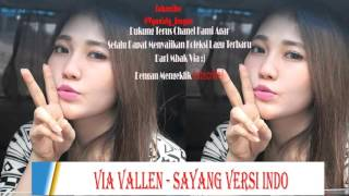 NDX COVER Sayang Versi Indonesia By  Via Vallen Live Terbaru 2016