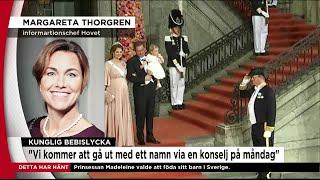 """""""Allt har gått bra och mor och dotter mår bra"""" - Nyheterna (TV4)"""