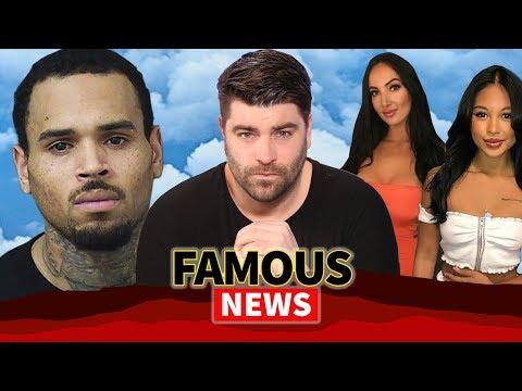 Chris Brown Arrested In Paris, Cristiano Ronaldo Pleads Guilty, Dude Perfect Panda Reveal & More