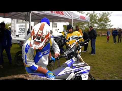 Yamaha Offroad Testtag 2017