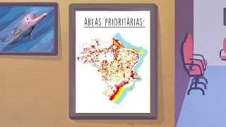 Áreas Prioritárias - GIZ-BR e Ministério do Meio Ambiente