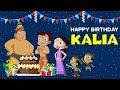 Kalia Ustad's Surprise Birthday Party #HBDKalia