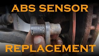 ABS Speed Sensor Replacement