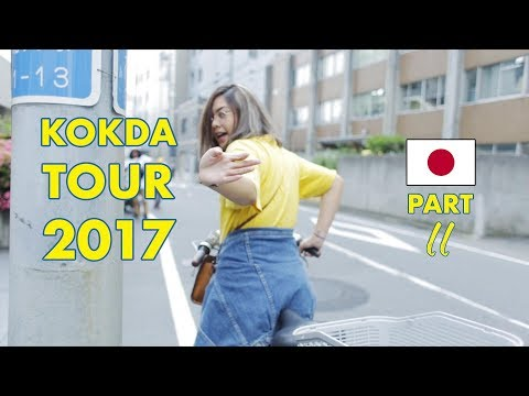 BILLFOLD - JAPAN KOKDA TOUR 2017 (PART II)