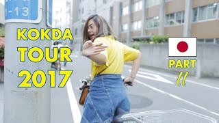 billfold japan kokda tour 2017 part ii