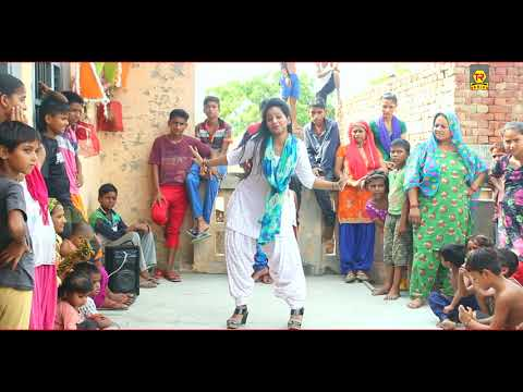 Haryanvi Video | Husan Mohalle Ka | New Haryanvi Song | New Dj Song | Trimurti