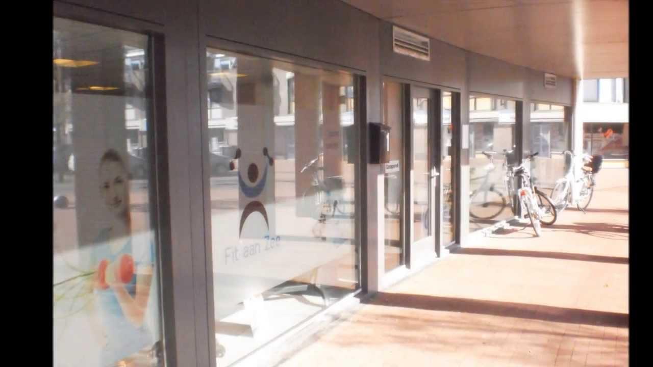 Sportschool Katwijk Fit Aan Zee Youtube