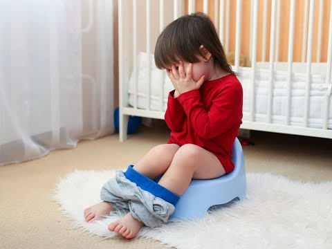 Non-Verbal Potty Training (Vince Redmond, MFT)
