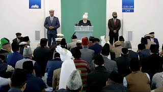 Friday Sermon 16 August 2019 (English): Men of Excellence