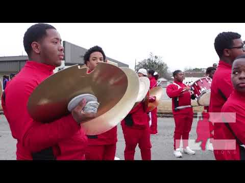 Dr. Martin Luther King Jr. Charter High School Band (2018)