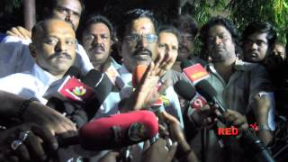 Producers Council election -Kalaipuli S Thanu, say this was not a fair and free election - Red Pix