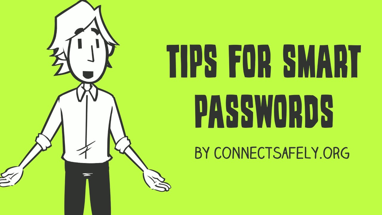 Tips for Strong, Secure Passwords & Other Authentication