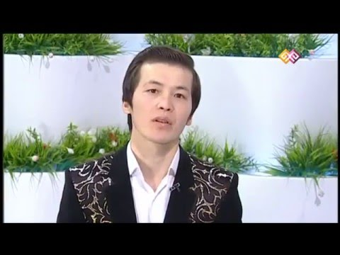 "Талантты пародист Аскар Комекбаев ""Кайырлы кун"" багдарламасында"