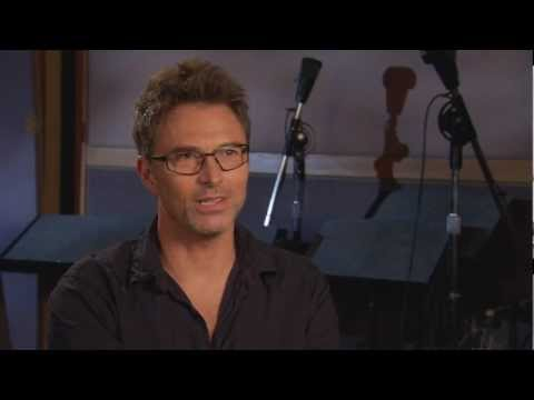 Tim Daly, voice of Superman, talks 'Justice League: Doom' - Clip 3