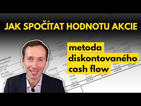 Jak ocenit akcie: Diskontované cash flow, nebo kalkulačka?