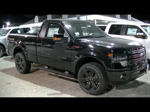 F 150 Tremor >> 2014 Ford F-150 Tremor Walkaround - YouTube