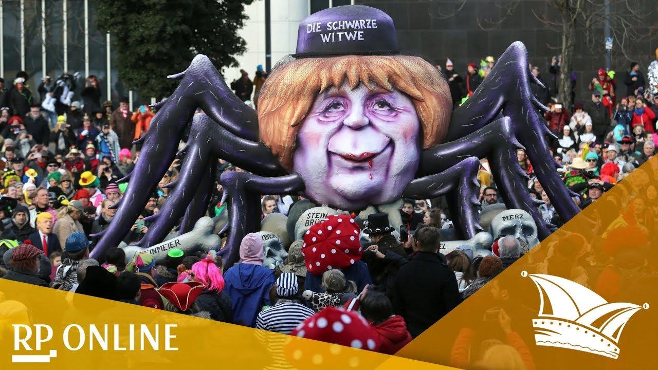 DГјsseldorf Karnevalszug 2019