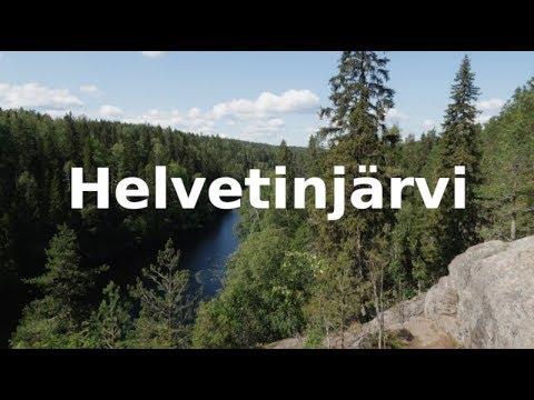 Helvetinjärvi Vaellus