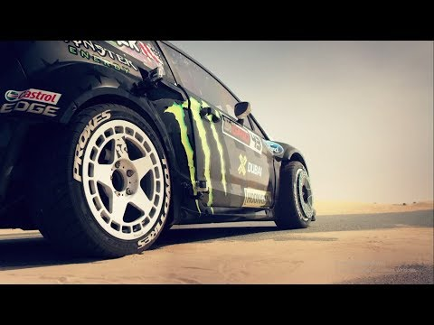 Arabic Remix 2018- Fi Ha Burak Balkan ft Ken Block's GYMKHANA - DUBAI | Full HD