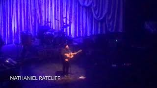 Nathaniel Rateliff & The Night Sweats live at the Capitol Theater in Port Chester, NY 10-12-19