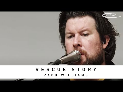 ZACH WILLIAMS - Rescue Story: Song Session