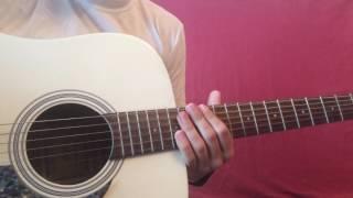 ВИДЕОУРОК: Red Hot Chili Peppers - Otherside (Красивая мелодия на гитаре!)