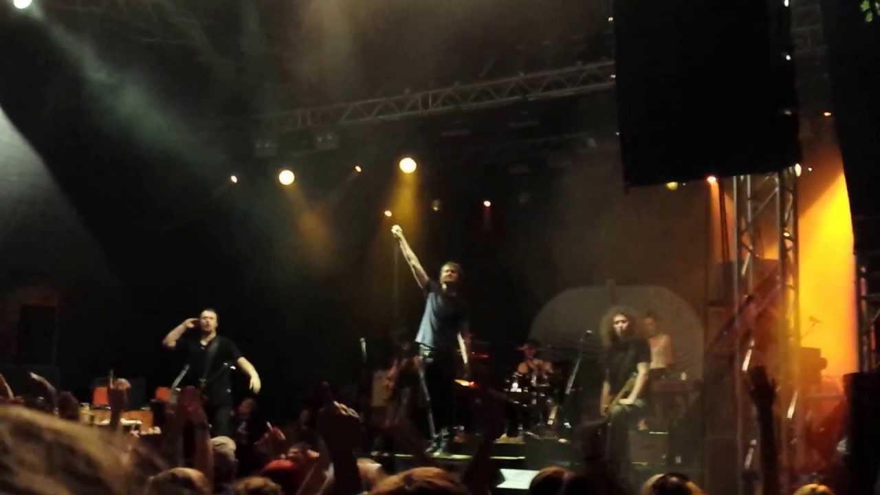 Madsen-Lass die Musik an (live 2013)