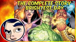 Green Lantern Brightest Day - Complete Story