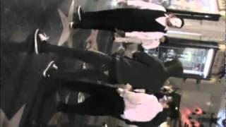 HalloEVE HOLLYWood MANNS CHINESE THEATRE STRANGERS JERK DANCE to RUBBA*BoX !