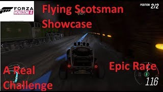 Forza Horizon 4-The Flying Scotsman Showcase