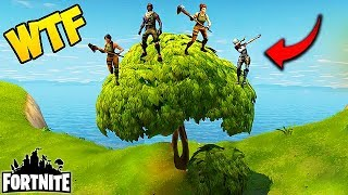 HIDING IN A TREE TROLL! - Fortnite Funny Fails and WTF Moments! #64 (Daily Best Moments)