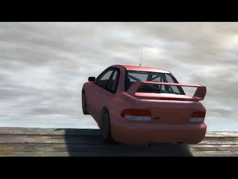 BeamNG.drive - Leap of Death With Winds