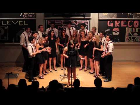 Incredible Love (Ingrid Michaelson) - JHU Vocal Chords - 2013 Final Concert