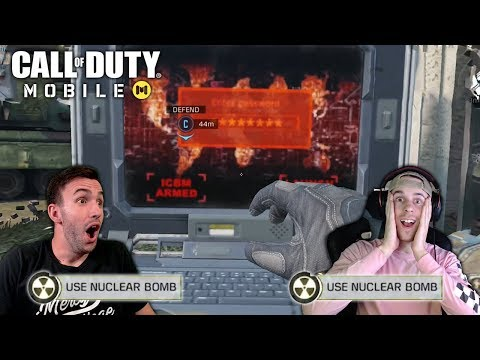 BOBBY AND NOAH GET A NUKE IN THE SAME GAME?! Call Of Duty Mobile Gameplay