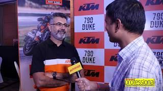 Bajaj Probiking's Sumeet Narang | Interview | Autocar Professional