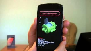 Google Nexus 4 how to reset phone   Epic Reviews Tech CC