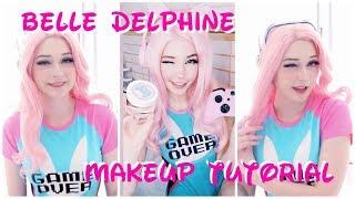 ★.*。belle Delphine Cosplay Makeup Tutorial ★.*。