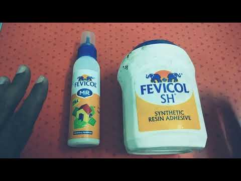 Difference Between Fevicol Sh And Fevicol Mr फ व क ल Mr और फ व क ल Sh क अ तर Youtube
