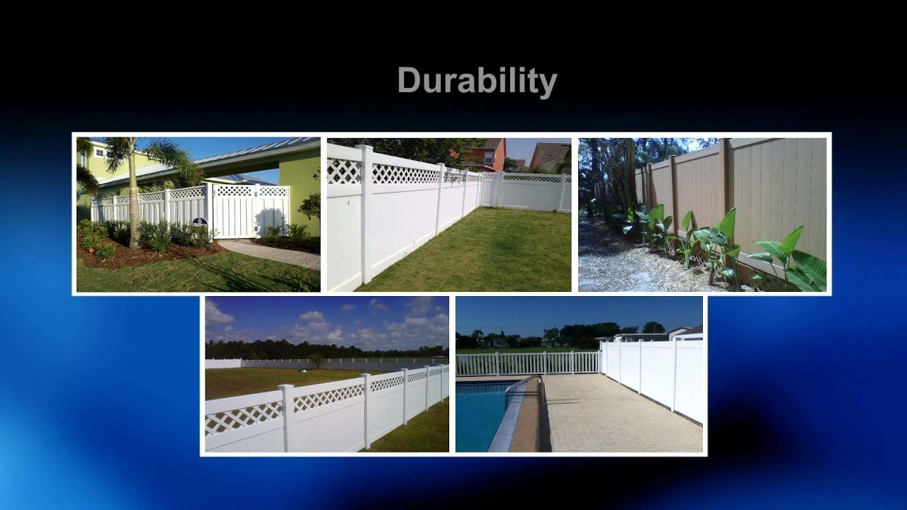 What Is Best About Vinyl Fence Made in USA
