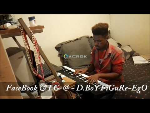 A-Reece - Ama Hater ( Piano Cover By D.BoY FiGuRe-EgO )