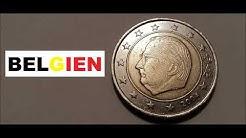 2 Euro 2.900,00 € Belgien / Belgium