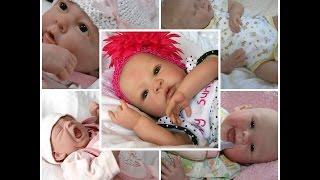 видео Куклы Реборн почти как живые. | Кукла reborn - подборка из фотографий | В гостях у робота Отика