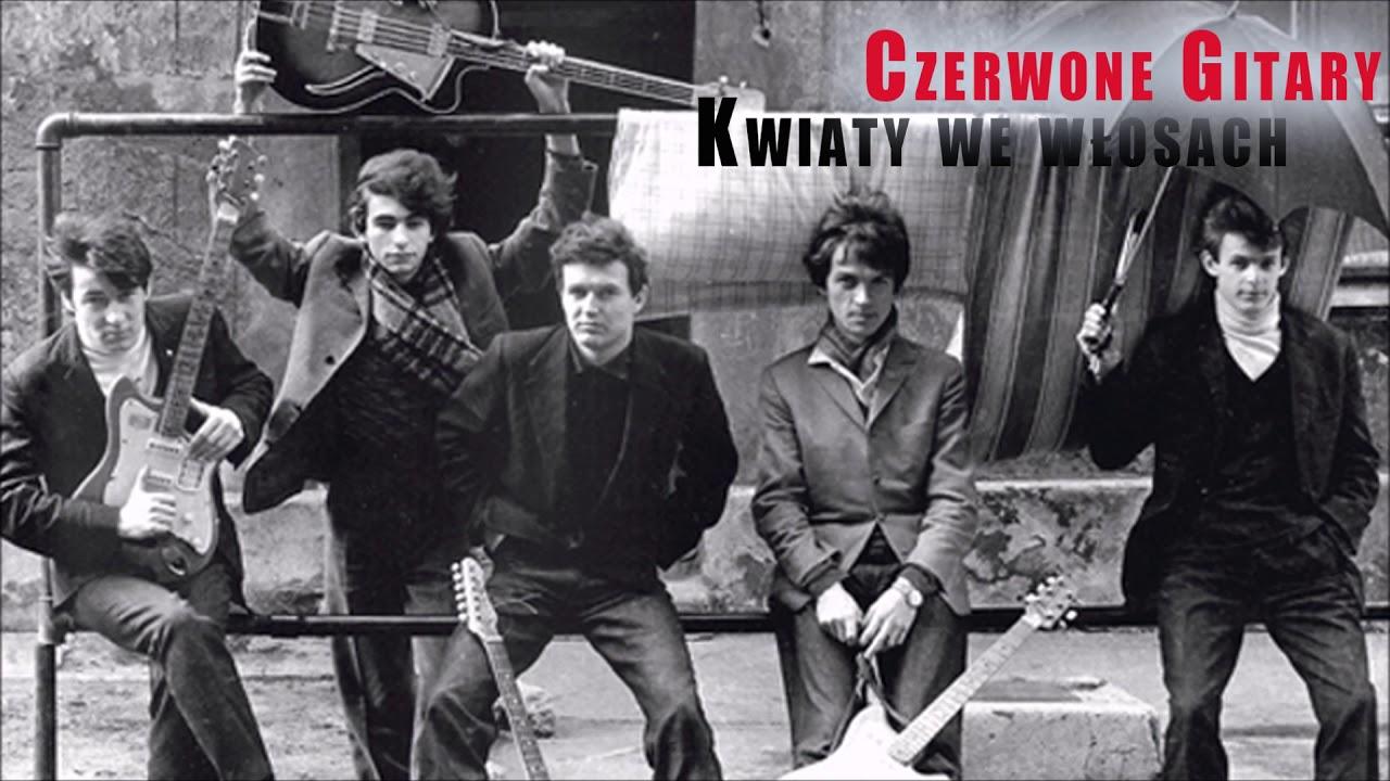 Czerwone Gitary Kwiaty We Wlosach Official Audio Youtube