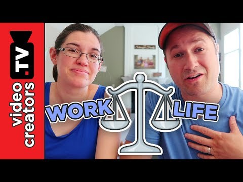 How I Balance YouTube with Life, Family, and Work